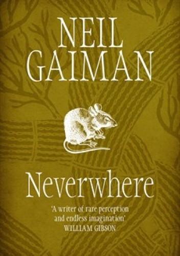 Okładka książki Neverwhere