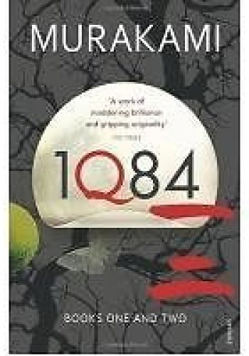Okładka książki 1Q84 (Tom 1 & 2)