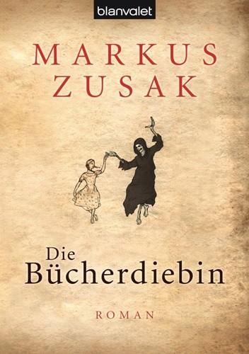 Okładka książki Die Bücherdiebin