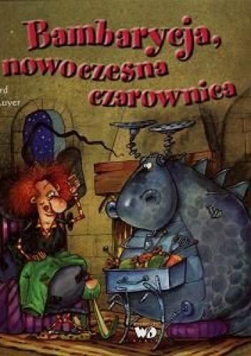 Okładka książki Bambarycja, nowoczesna czarownica
