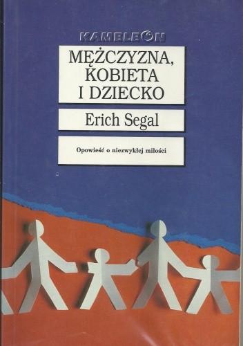 Okładka książki Mężczyzna, kobieta i dziecko