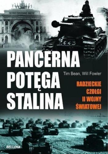 Okładka książki Pancerna potęga Stalina