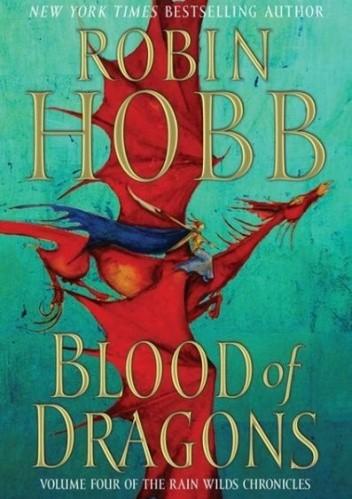 Okładka książki Blood of Dragons