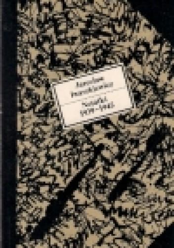 Okładka książki Notatki 1939-1945