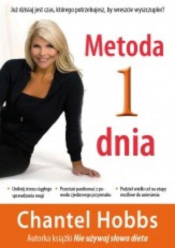 Okładka książki Metoda jednego dnia