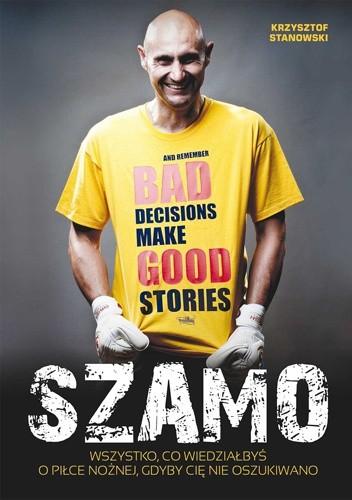 Okładka książki Szamo