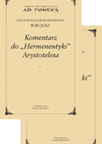 Okładka książki Komentarz do