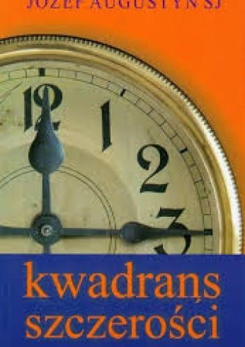 Okładka książki Kwadrans szczerości