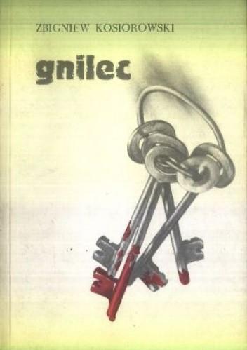 Okładka książki Gnilec