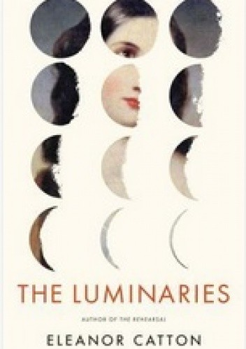 Okładka książki The Luminaries