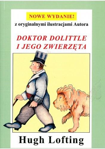 Okładka książki Doktor Dolittle i jego zwierzęta