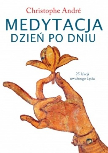 Okładka książki Medytacja dzień po dniu