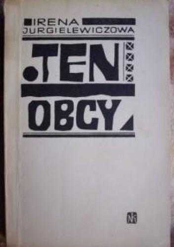 Okładka książki Ten obcy