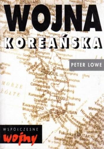 Okładka książki Wojna koreańska