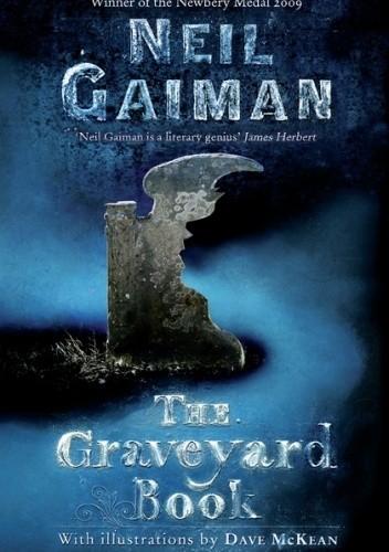 Okładka książki The Graveyard Book