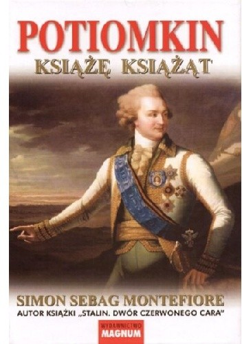 Okładka książki Potiomkin. Książę książąt