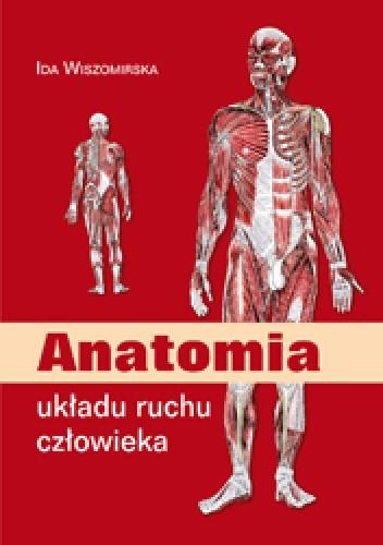 Okładka książki Anatomia Układu Ruchu Człowieka
