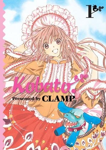 Okładka książki Kobato 1