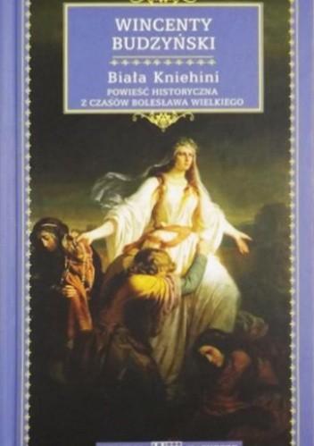 Okładka książki Biała Kniehini