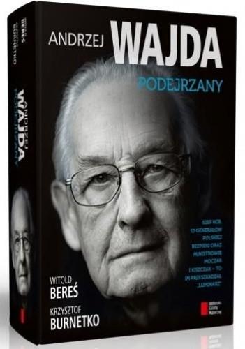Okładka książki Andrzej Wajda. Podejrzany