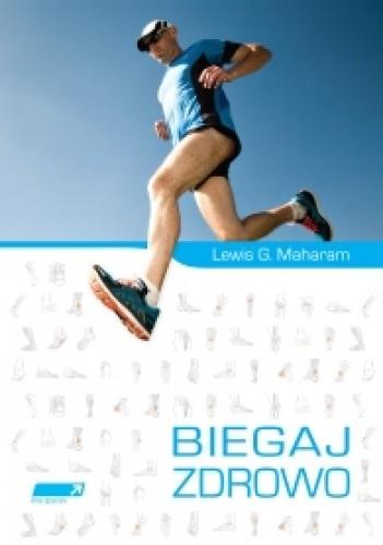 Okładka książki Biegaj zdrowo