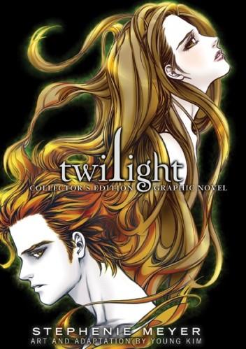 Okładka książki Twilight: The Graphic Novel Collector's Edition