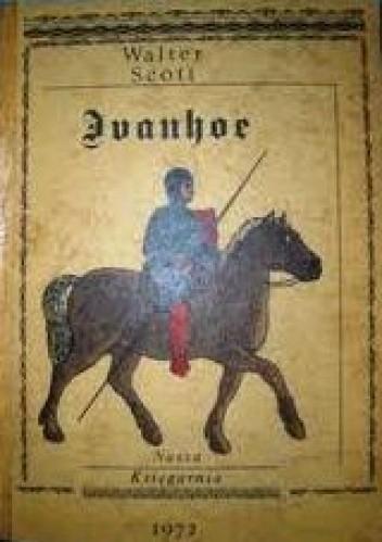 Okładka książki Ivanhoe