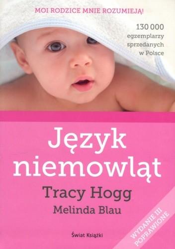Okładka książki Język niemowląt/Język dwulatka
