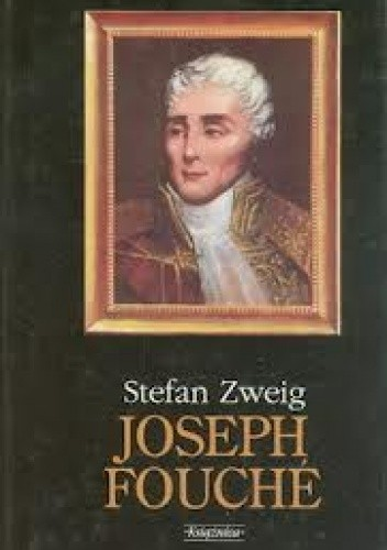 Okładka książki Joseph Fouche