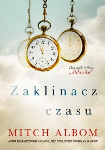 Okładka książki Zaklinacz czasu
