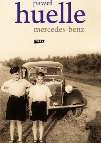 Okładka książki Mercedes-Benz. Z listów do Hrabala