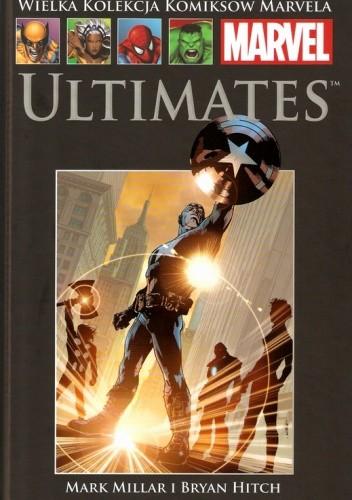 Okładka książki Ultimates: Superludzie. Część 1