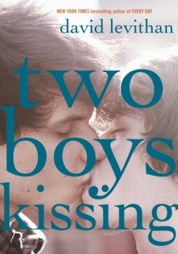 Okładka książki Two Boys Kissing