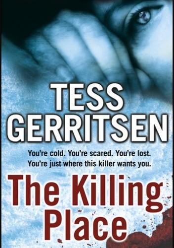 Okładka książki The Killing Place
