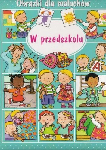 Okładka książki W przedszkolu