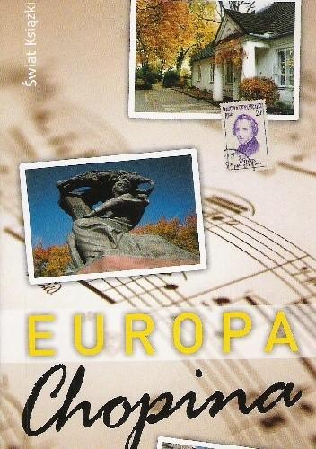 Okładka książki Europa Chopina