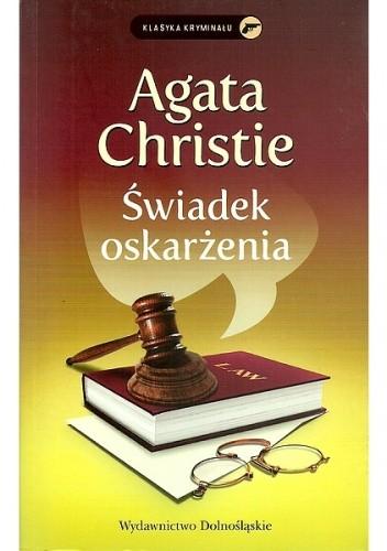 Okładka książki Świadek oskarżenia