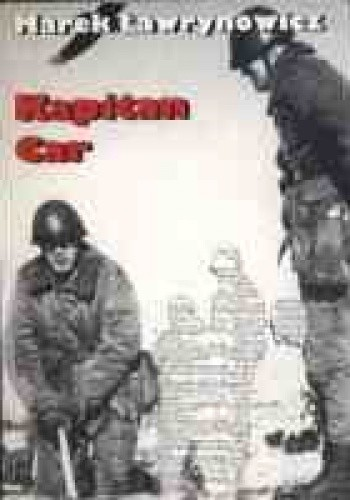 Okładka książki Kapitan Car