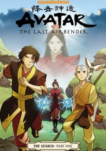 Okładka książki Avatar: The Last Airbender—The Search Part 1