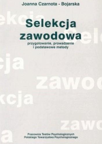 Okładka książki Selekcja zawodowa