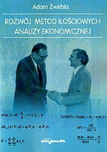 Okładka książki Rozwój metod ilościowych analizy ekonomicznej