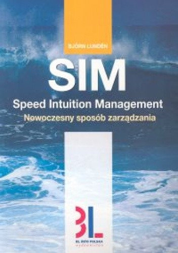 Okładka książki SIM. Speed Intuition Management