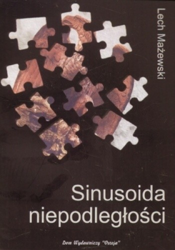 Okładka książki Sinusoida niepodległości