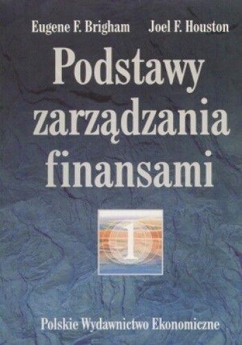 Okładka książki Podstawy zarządzania finansami. Tomy 1,2