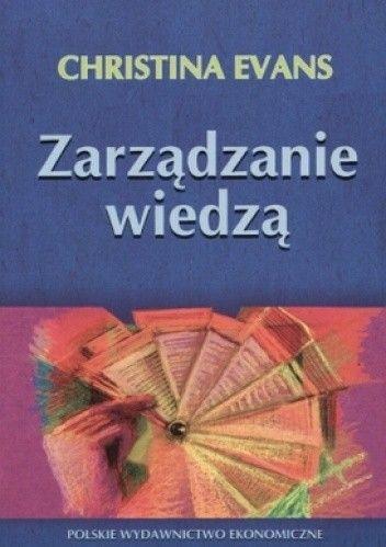 Okładka książki zarządzanie wiedzą
