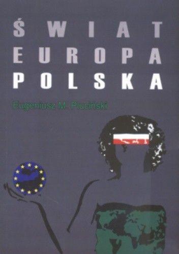 Okładka książki świat Europa Polska