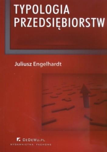 Okładka książki Typologia przedsiębiorstw