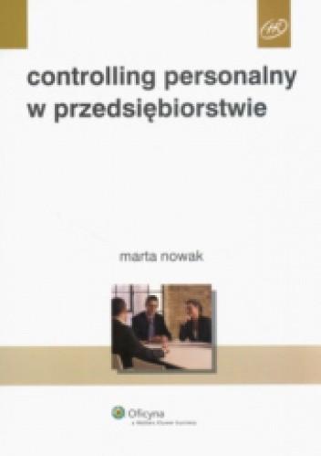 Okładka książki Controlling personalny w przedsiębiorstwie