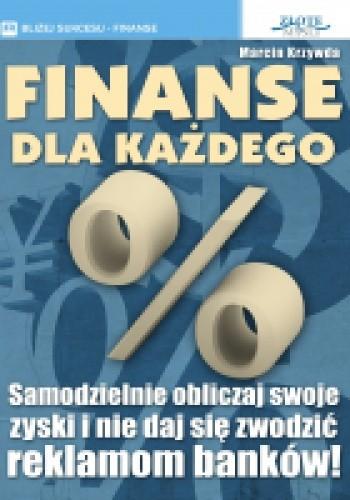 Okładka książki Finanse dla każdego