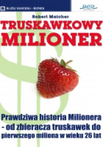Okładka książki Truskawkowy Milioner